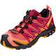 Salomon XA Pro 3D - Zapatillas running Mujer - naranja/rosa